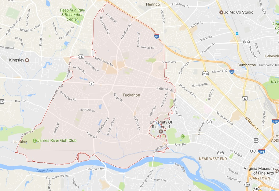 23229 - Google Map