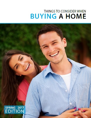 Things to consider when buying a home 2017 Spring